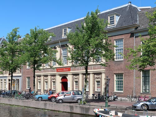 National Museum of Antiquities, Leiden Netherlands