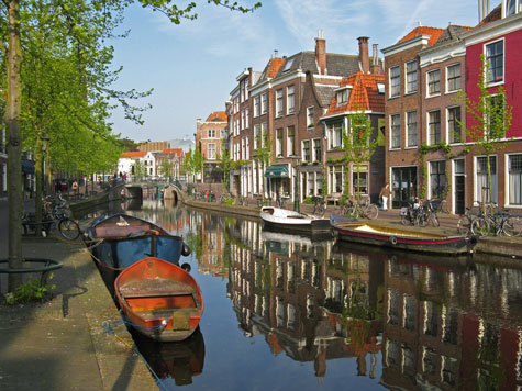 Leiden Holland Tourist Information And Visitor Guide