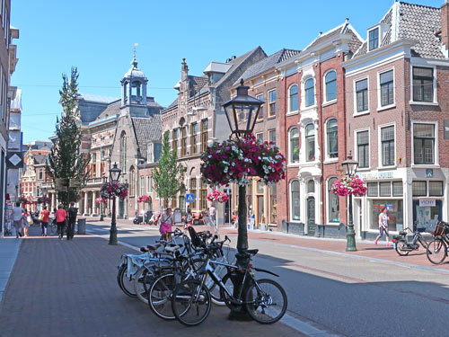 Hotels in Leiden Holland and Region