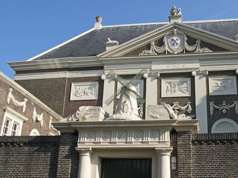 Museums and Art Galleries in Leiden Holland