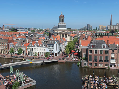 Tourist Attractions in Leiden the Netherlands